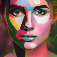 Make up arts 2D hatással