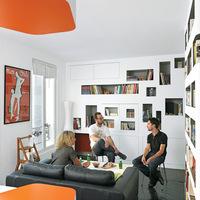 Egy párizsi gyűjtő otthona