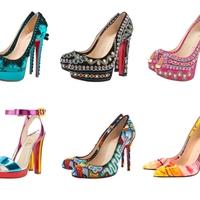 Christian Louboutin varázslatos cipői