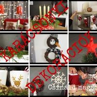 Dekoráció karácsonyra
