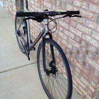 Delorean kerékpár