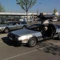 Öt Delorean, negyven rendőr és Marty McFly