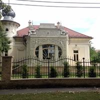 A szecesszió háza Budapesten