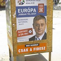 EP 2014: a Fidesz az új rendszerpárt; Gyurcsány visszahozták; az LMP Magyarország ösztöndíjasa