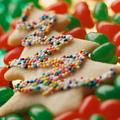 Karácsonyi sütik projektízekkel
