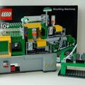 LEGO készítő gép LEGO-ból