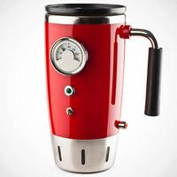 Utazó gadget: Hot Rod, retró-stíl kávémelegítő