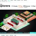 Online felfedező játékot rendelt a British Museum