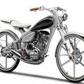 Divatmoci: Yamaha Y125 MOEGI Concept