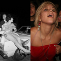 18+: beteg partyfotók 50 éve és most
