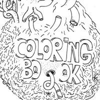 Kortárs kifestőkönyv hat fiatal képzőművésztől
