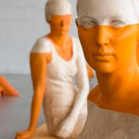 Willy Verginer - kortárs szobrász Olaszországból