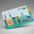 Városkártyával bővül a Miskolc Pass, Magyarország legzöldebb kártyacsaládja