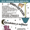 November 16-án, pénteken OLVASÁS ÉJE a könyvtárban!