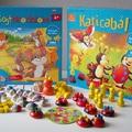 Sajtbirodalom és Katicabál - társasjátékkritika