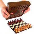 Kompakt sakk-készletre megy a kalapozás