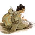 Így találkozik a Star Wars és az animék világa
