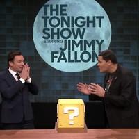 Jimmy Fallon a Nintendo Switch-en tolta a legújabb Zeldát