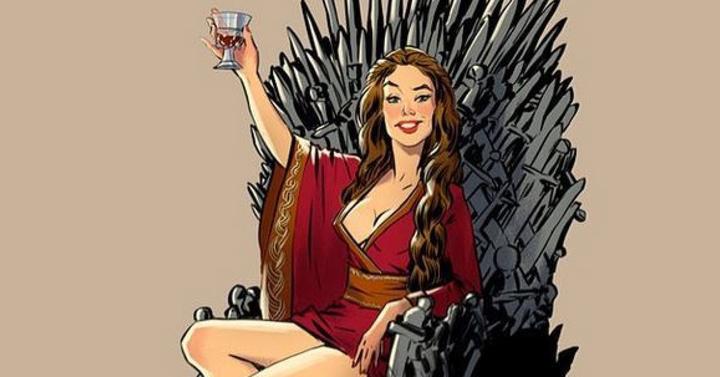 A Hét királyságban immáron a nők uralkodnak