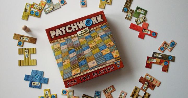 Folt hátán folt - Patchwork játékbemutató