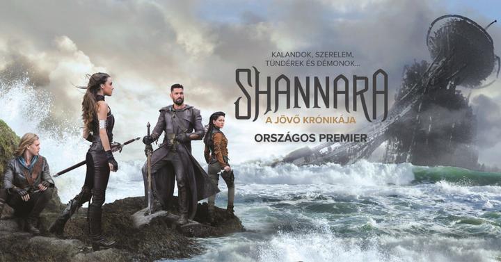 Érkezik Shannara - a jövő krónikája a tévére