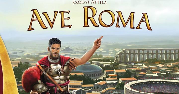 Ave Roma | játékajánló