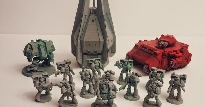 A 3D-nyomtatás lenyomja a figuragyártókat?