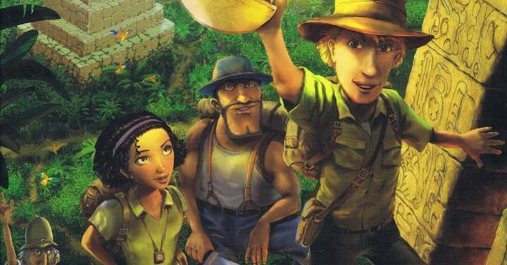 Indiana Jones Kongóban | Karuba társasjáték-kritika