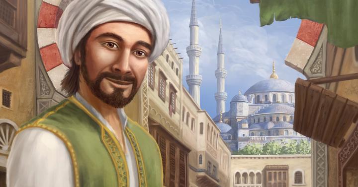 Vágyom nálad lenni bitangul | Istanbul társasjáték-kritika