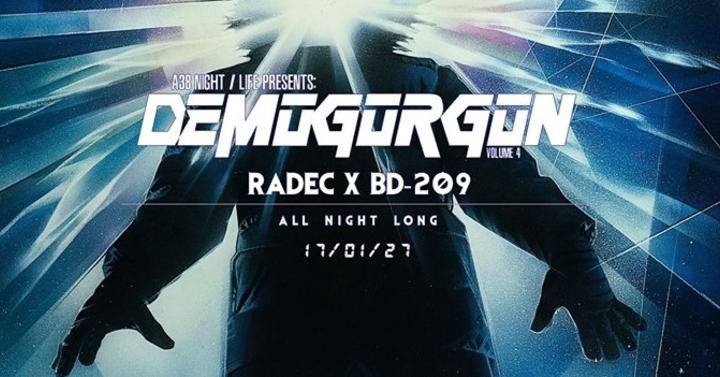 Január 27-én újra Demogorgon party az A38-on!