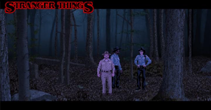 Egy ilyen Stranger Things videojátékot el tudnánk viselni