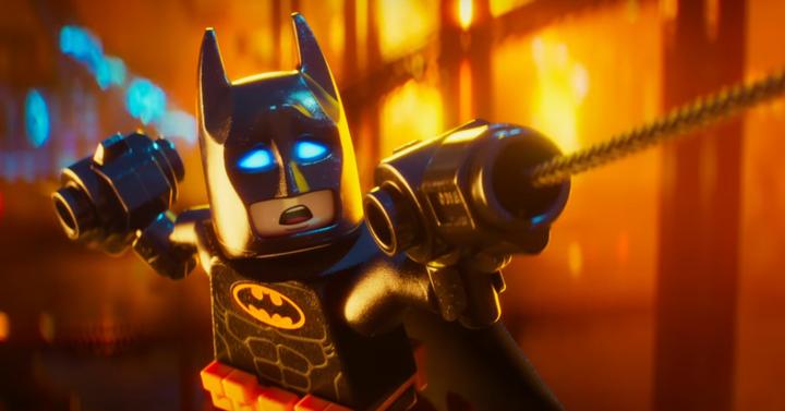 Jövő héten érkezik a mozikba a LEGO Batman: A film
