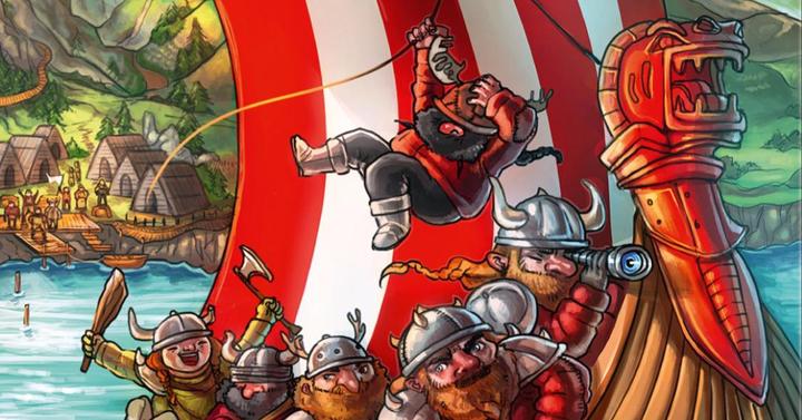Vikingdoms társasjáték-teszt