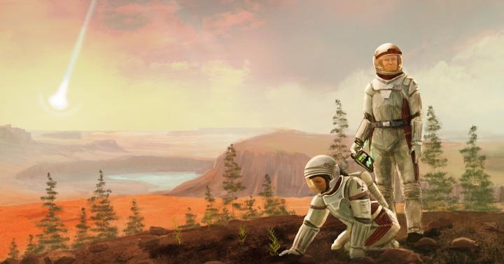 Marsbéli céges krónikák | A Mars terraformálása társasjáték-kritika