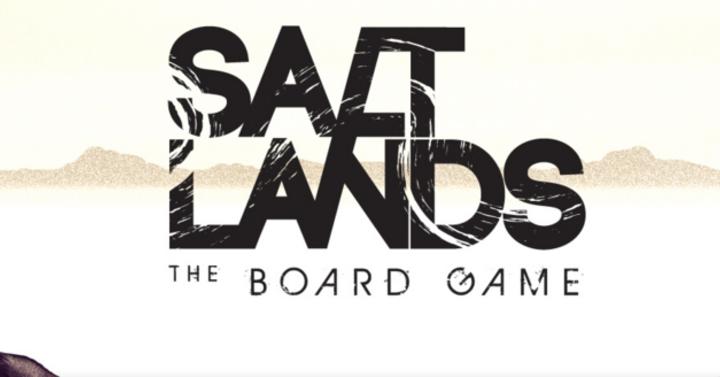 Videóban mutatkozik be a Saltlands társasjáték