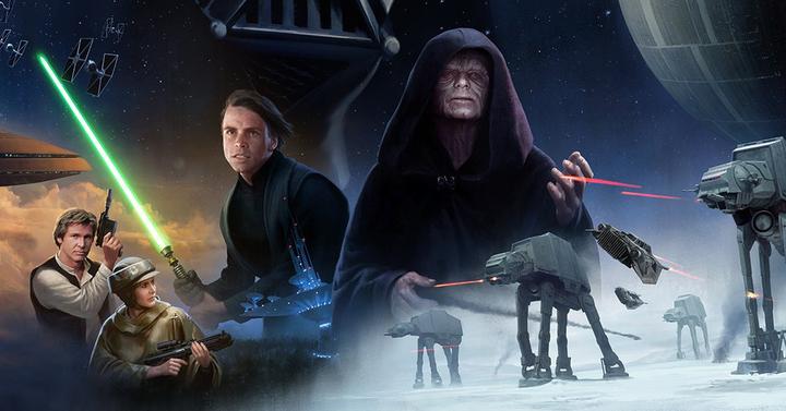 Galaktikus fogócska | Star Wars: Lázadás társasjáték