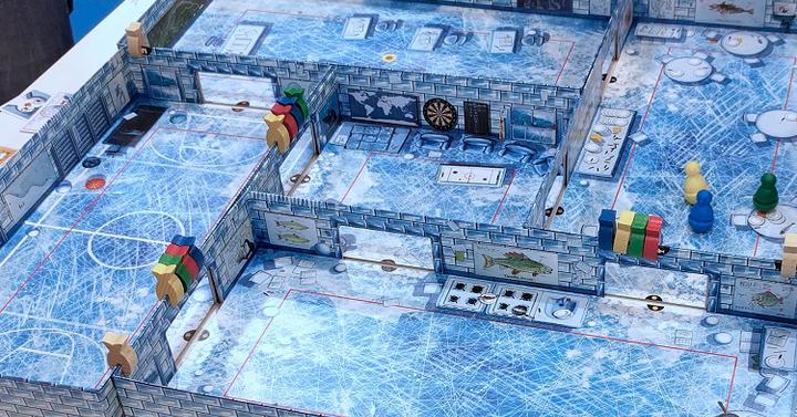Ice Cool és Tatsu | társasjáték-ajánló