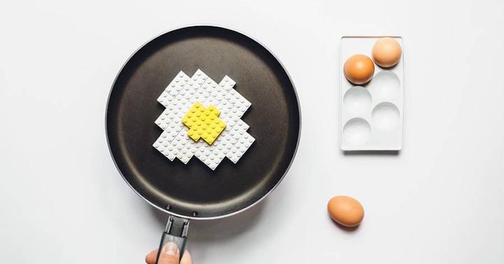 Egy kis LEGO művészet