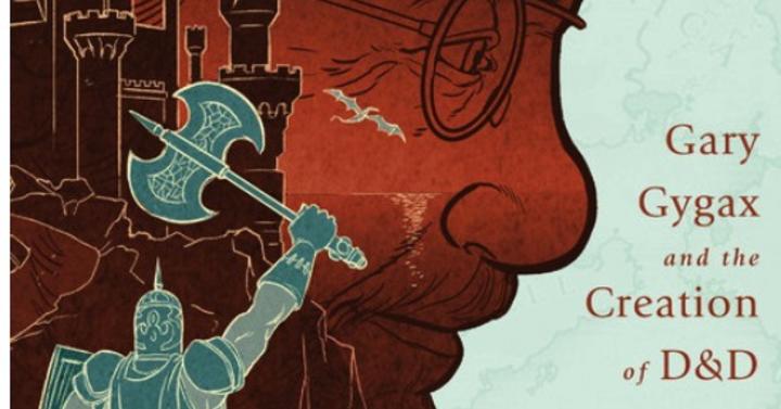 Képregény készül Gary Gygax életéről