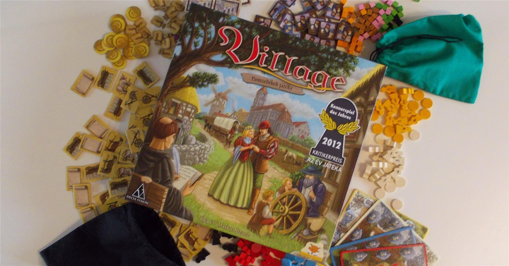 Village társasjáték-kritika