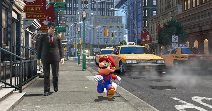 Bemutatkozott az új Super Mario, és a Zelda is kapott egy fenomenális előzetest