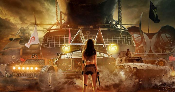 A kínai Mad Max-koppintás már-már befogadhatatlanul csodálatos