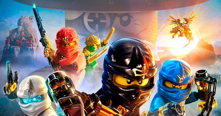 Itt vannak a legmenőbb LEGO Ninjago és LEGO Nexo Knights készletek