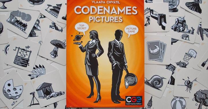 Codenames Pictures - Társasjáték ajánló