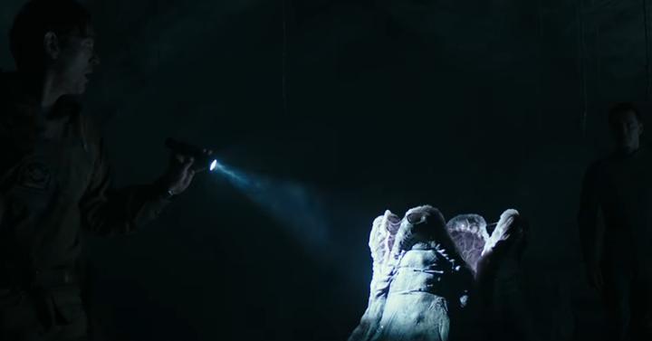 Itt az Alien: Covenant első előzetese