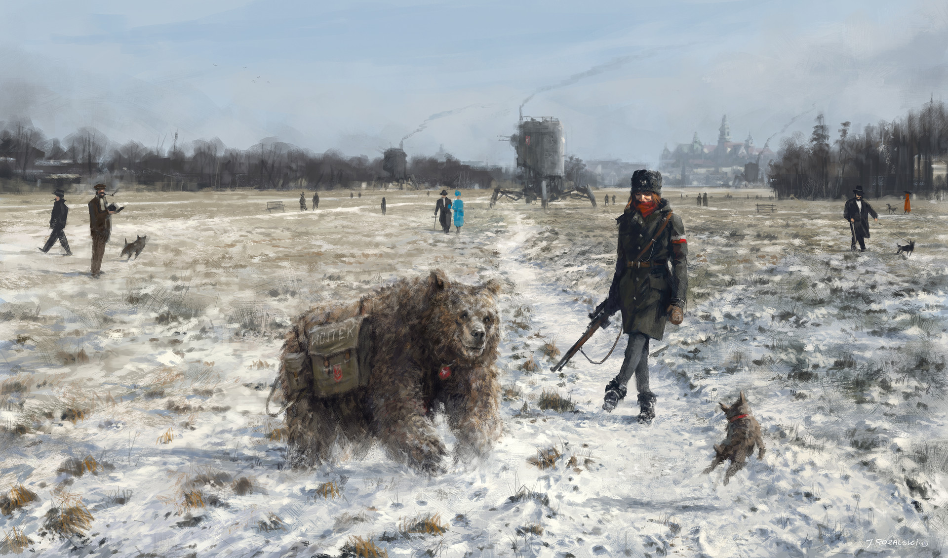 jakub-rozalski-1920-first-snow-blonias1.jpg