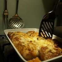 Húsos palacsinta és Összesütött tészta- avagy egy paprikás két élete