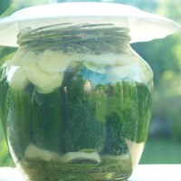 Gluténmentes kovászos uborka- a sváb módszer