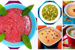 5 szuper fűszeres leves az őszre