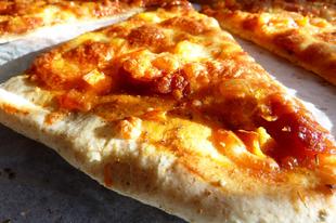 Ünnepi pizza party kicsiknek és nagyoknak